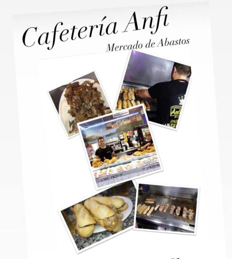 Cafetería ANFI