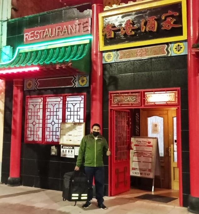 RESTAURANTE CHINO HONG KONG
