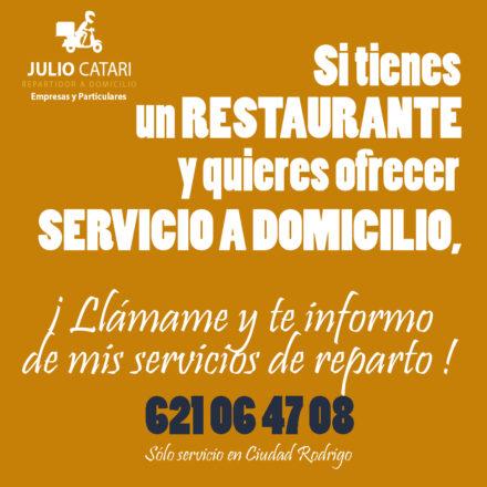 ¿Tienes un restaurante y quieres ofrecer servicio a domicilio?