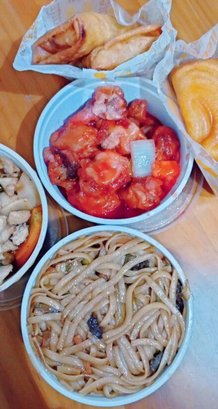 ¡Cena china para hoy!