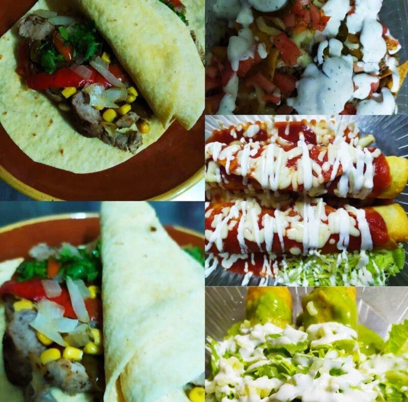 ¿Cenamos comida mexicana?