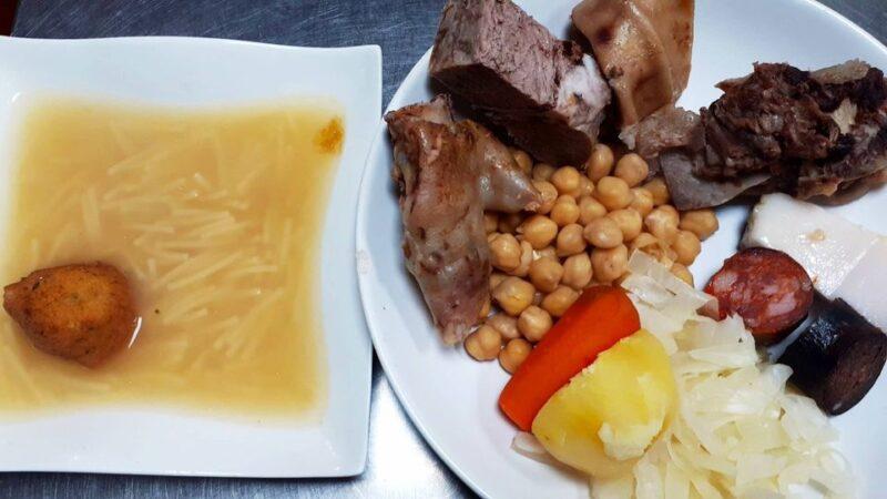 Cocido completo de CocinArte Ciudad Rodrigo