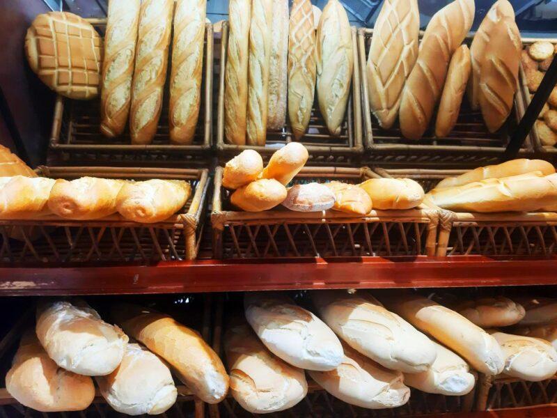 ¡No te quedes sin pan!
