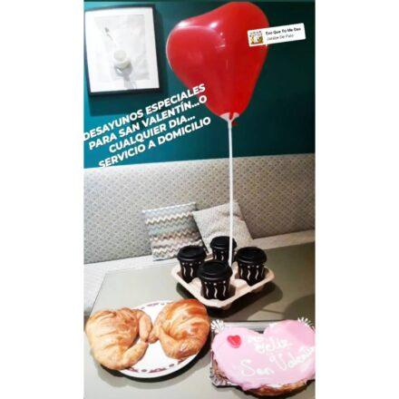 Sorpresas por San Valentín