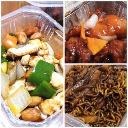 ¡Viernes de cena china!