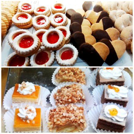 ¿Pastas de té o pasteles?