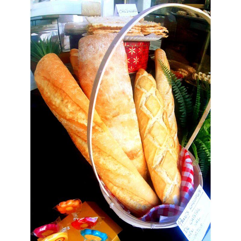 ¡Qué no falte el pan en la mesa!