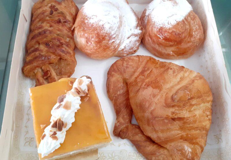 Cajitas para desayunar o merendar