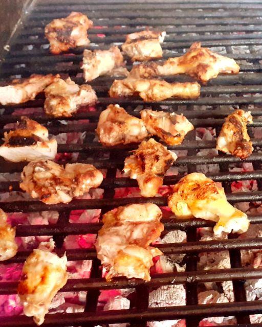 Carnes a la brasa – Restaurante La Curva