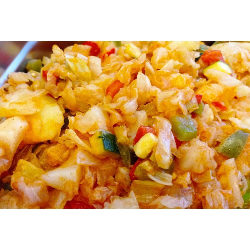 Variedad de platos en el menú de CocinArte