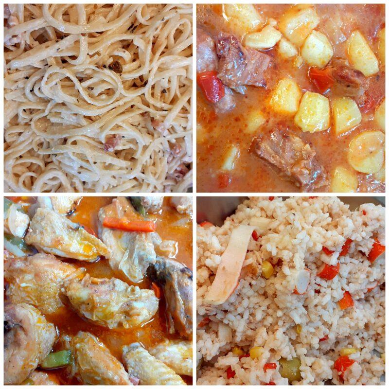 Menú de la semana en CocinArte del 11 al 16 de mayo