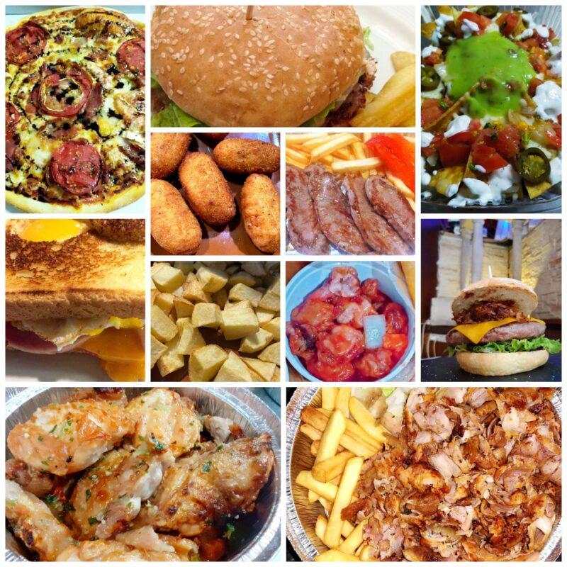 Si no quieres salir de casa… ¡Nosotros te llevamos la comida/cena!
