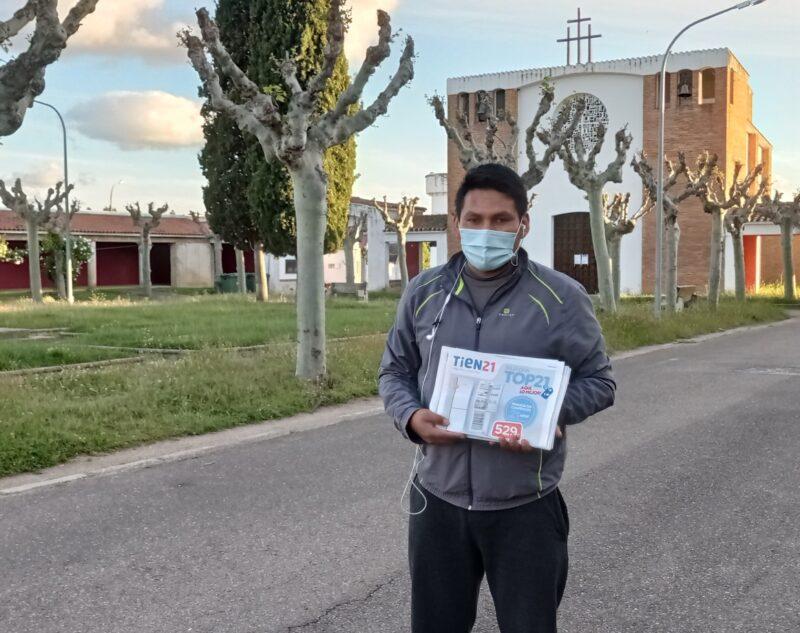 Servicio de reparto de publicidad en Ciudad Rodrigo y alrededores