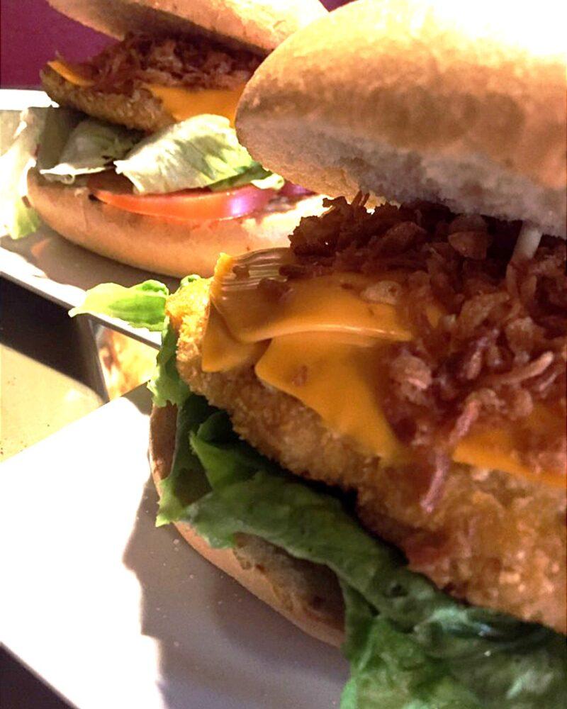 ¿Viernes de hamburguesa?