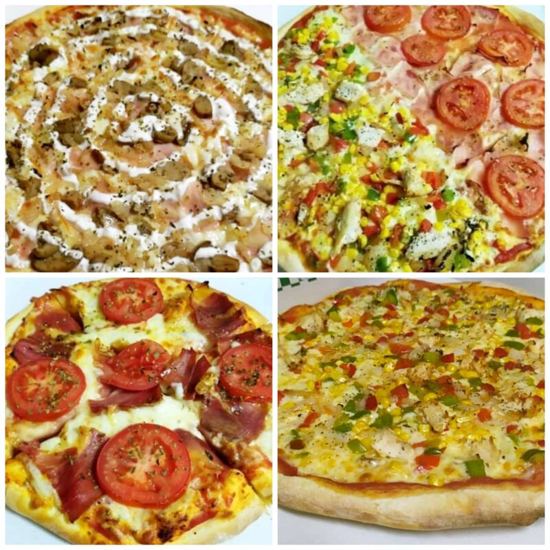 ¡Tú eliges la compañía, nosotros te llevamos la pizza!