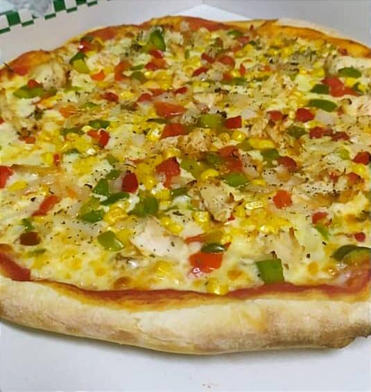 ¡Sábado de pizza!