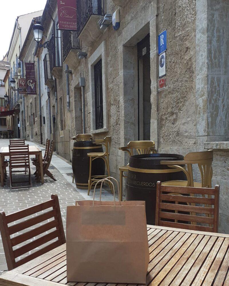 Las riquísimas especialidades de Restaurante Estoril en casa