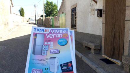 ¡Distribuimos publicidad en Ciudad Rodrigo y pueblos!